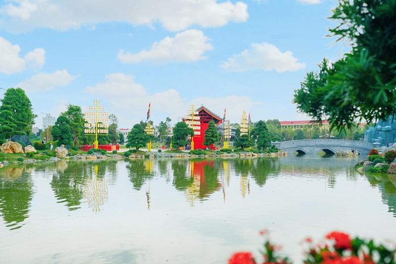 Vườn Nhật dự án Vinhomes Smart City Tây Mỗ