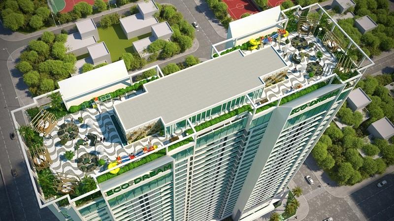 Tiện ích chung cư Eco Dream Nguyễn Xiển