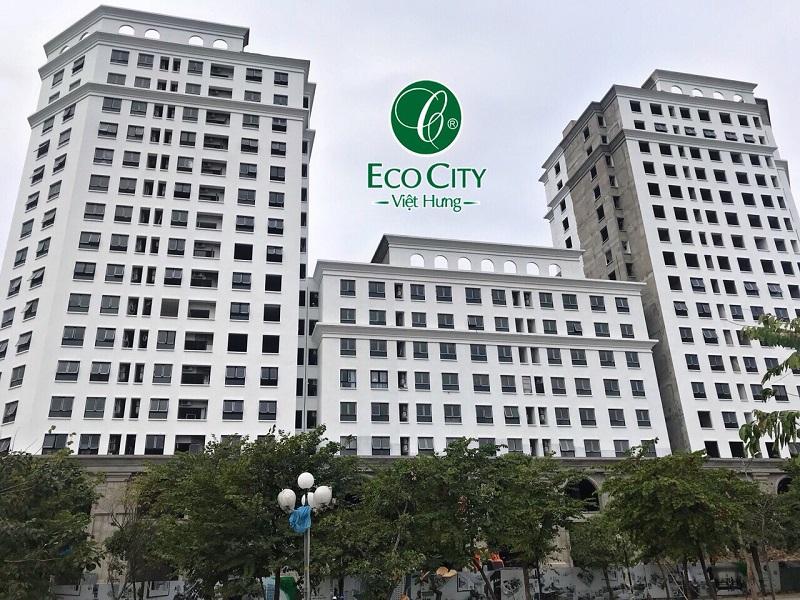Ảnh thực tế Eco City Việt Hưng - Long Biên 2