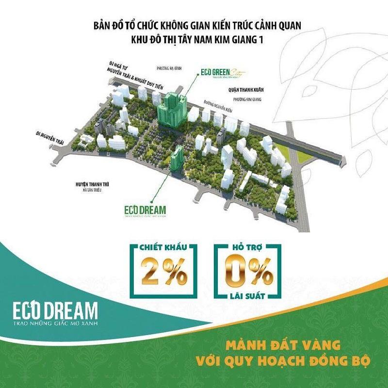 Chính sách bán hàng Eco Dream Nguyễn Xiển