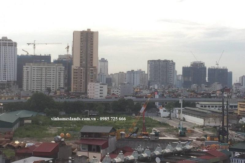 Ảnh thực tế 2 chung cư Vinhomes Smart City Nguyễn Trãi