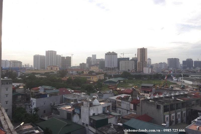 Ảnh thực tế chung cư Vinhomes Smart City Nguyễn Trãi