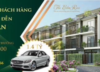 Chính sách bán hàng liền kề biệt thự The Eden Rose Nguyễn Xiển