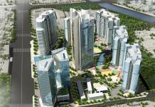Phối cảnh chung cư Vinhomes Smart City Nguyễn Trãi