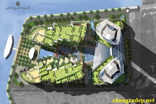Quy mô chung cư Sun Grand City 58 Tây Hồ View