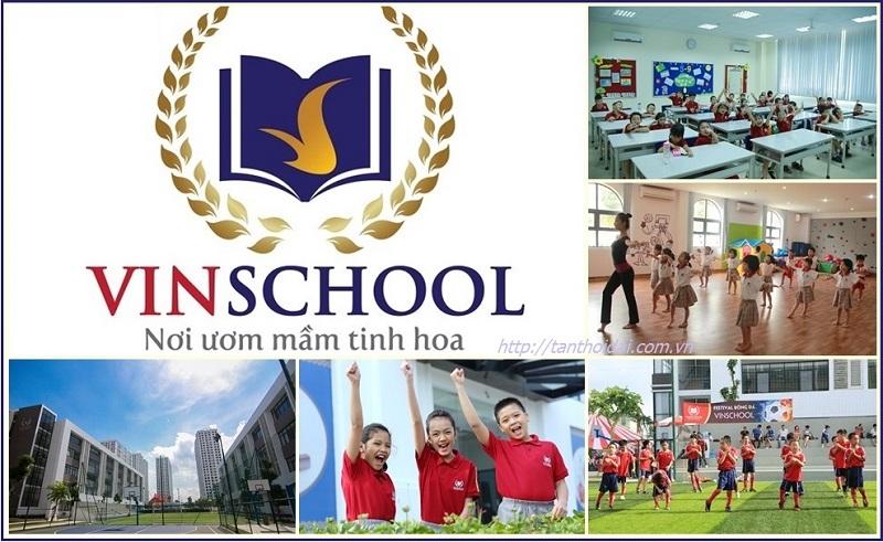 Vinschool chung cư Vinhomes Smart City Nguyễn Trãi