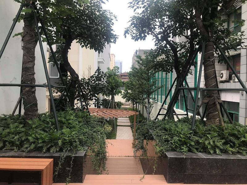 Ảnh thực tế dự án biệt thự La Casa Villa 25 Vũ Ngọc Phan