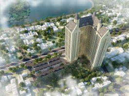 Phối cảnh dự án Aurora Garden Vimefulland Yên Sở