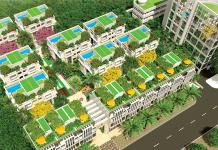 Phối cảnh dự án biệt thự La Casa Villa 25 Vũ Ngọc Phan