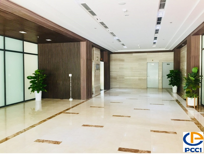 Sảnh chung cư PCC1 Thanh Xuân - 44 Triều Khúc
