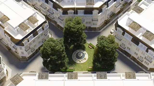 Trung tâm dự án Nhà Phố 58 Trúc Khê