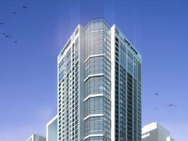 Phối cảnh dự án chung cư Summit Building 216 Trần Duy Hưng