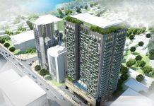 Phối cảnh dự án Vinaconex Green Building 93 Láng Hạ