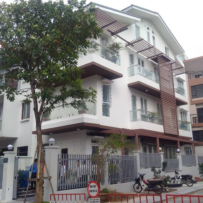 Hình ảnh thực tế dự án Tràng An Complex Hoàng Quốc Việt 4