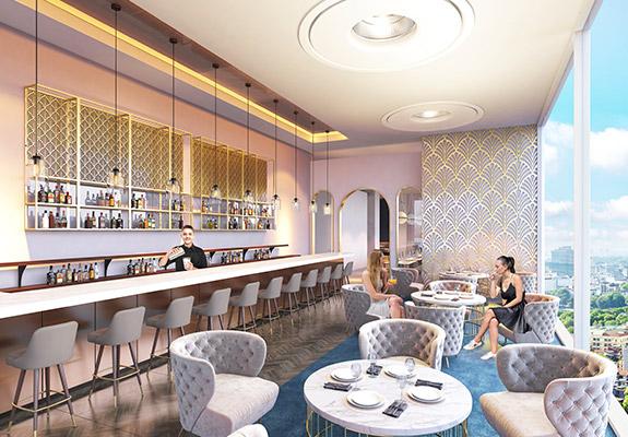Cafe dự án the ZEI Mỹ Đình - 8 Lê Đức Thọ