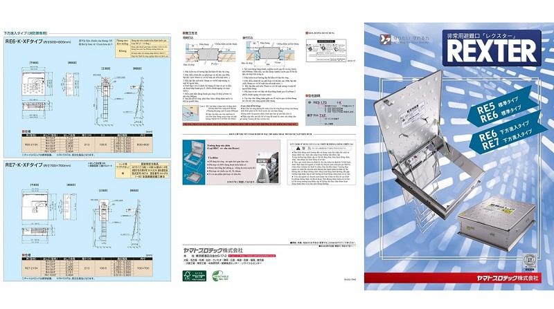 Kết cấu thang thoát hiểm 2 dự án chung cư The Legacy 106 Ngụy Như Kon Tum