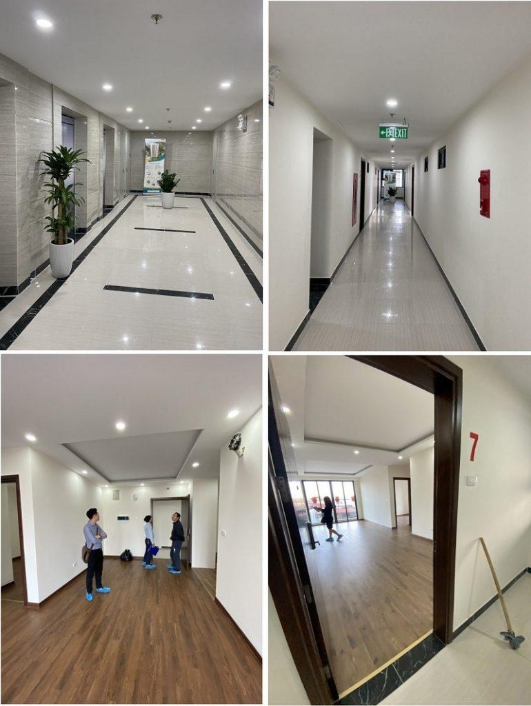 Nhà mẫu 2 dự án An Bình Plaza 97 Trần Bình