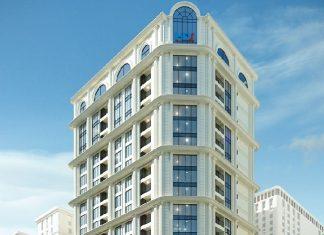 Phối cảnh chung cư HDI Tower 55 Lê Đại Hành