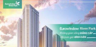 Phối cảnh 4 dự án Euro Window River Park Đông Trù