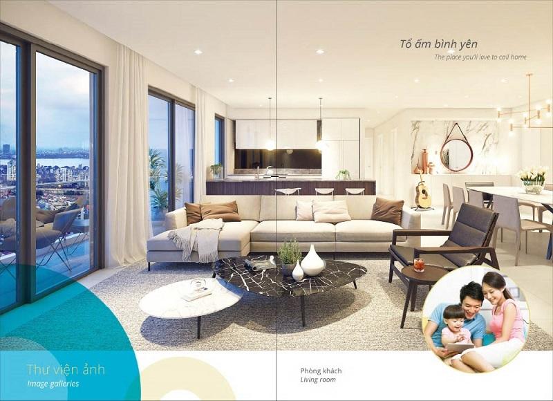 Thiết kế căn hộ chung cư Lancaster 1152 đường Láng