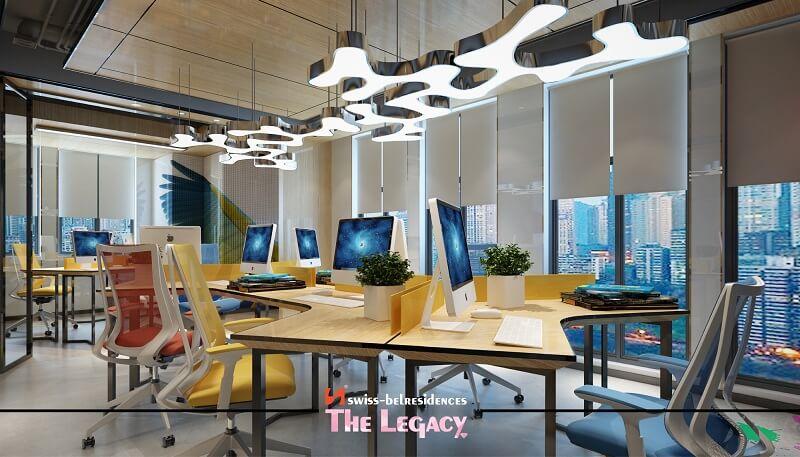 Tiện ích chung cư The Legacy 106 Ngụy Như Kon Tum