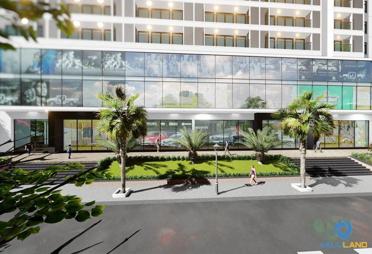 Trung tâm thương mại An Bình Plaza 97 Trần Bình