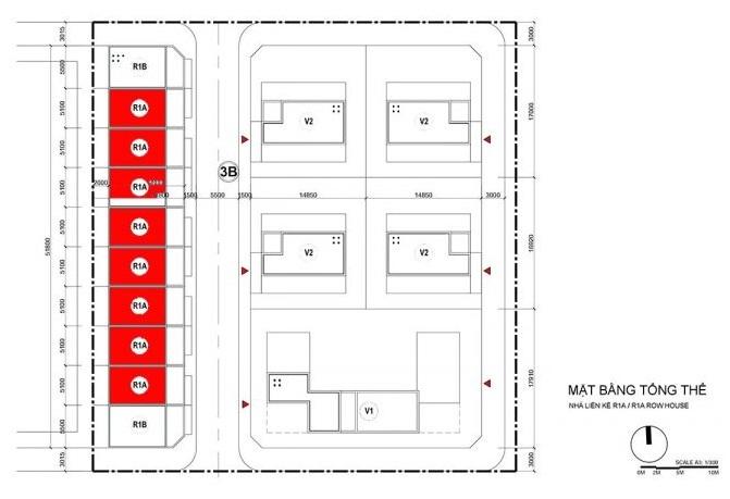 Liền kề R1A Mipec 122 Xuân Thủy Plaza - Cầu Giấy