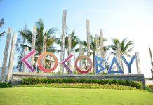 Cổng dự án biệt thự - shophouse Cocobay Đà Nẵng 2019