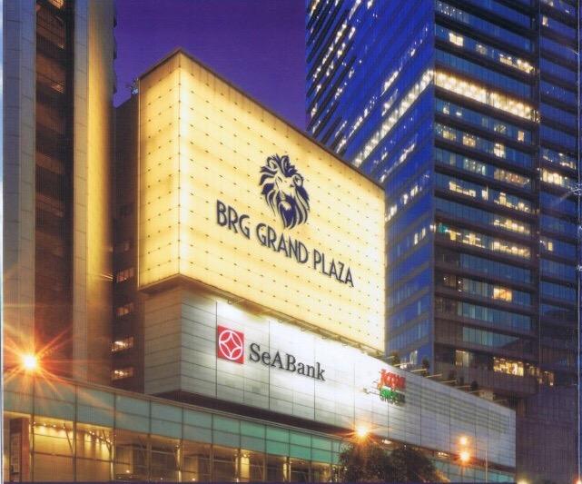 Khối ngân hàng chung cư BRG Grand Plaza 16 Láng Hạ