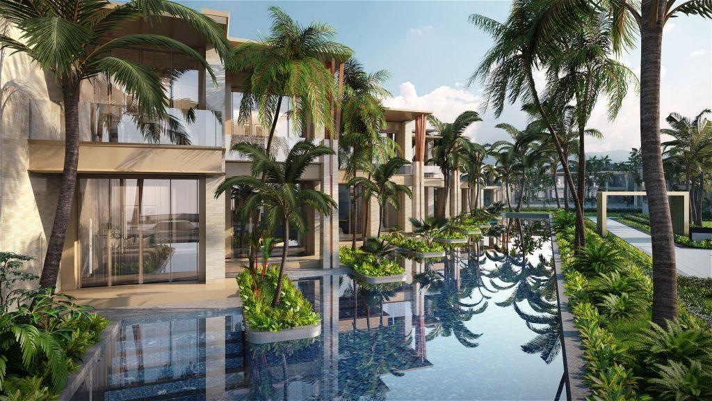 Mẫu biệt thự 6 Miles Coast Resort Lăng Cô - Huế - 01