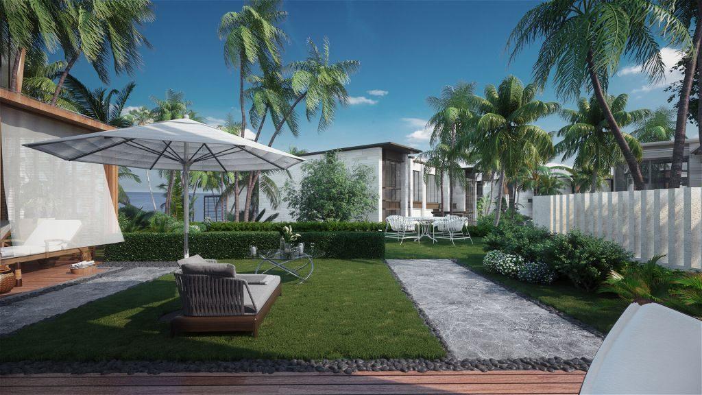 Mẫu biệt thự 6 Miles Coast Resort Lăng Cô - Huế - 04