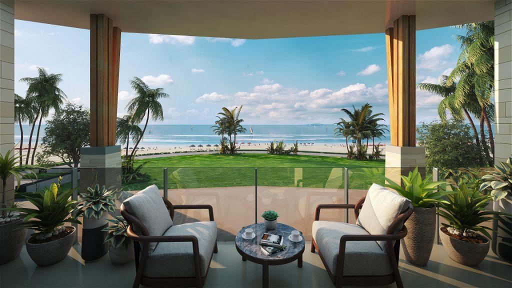 Mẫu biệt thự dự án 6 Miles Coast Resort Lăng Cô - Huế - 05