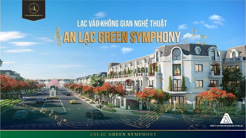 Mở bán dự án An Lạc Green Symphony Vân Canh