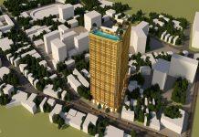 Phối cảnh Hà Nội Golden City 31 Kim Mã