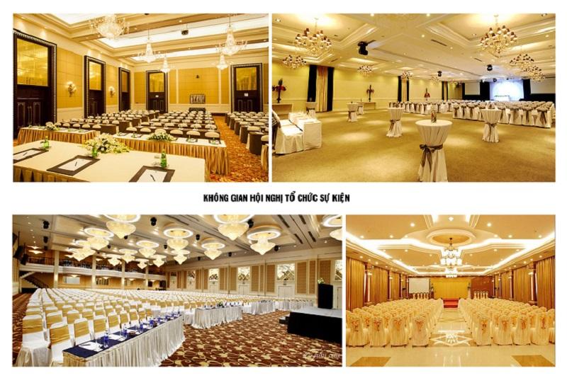 Phòng hội thảo dự án chung cư B7 Giảng Võ - Golden Lake Hòa Bình
