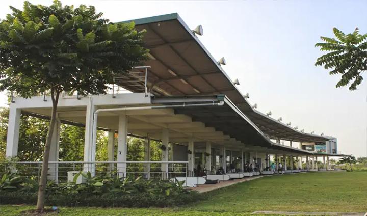 Sân tập Golf dự án An Lạc Green Symphony khu đô thị Vân Canh
