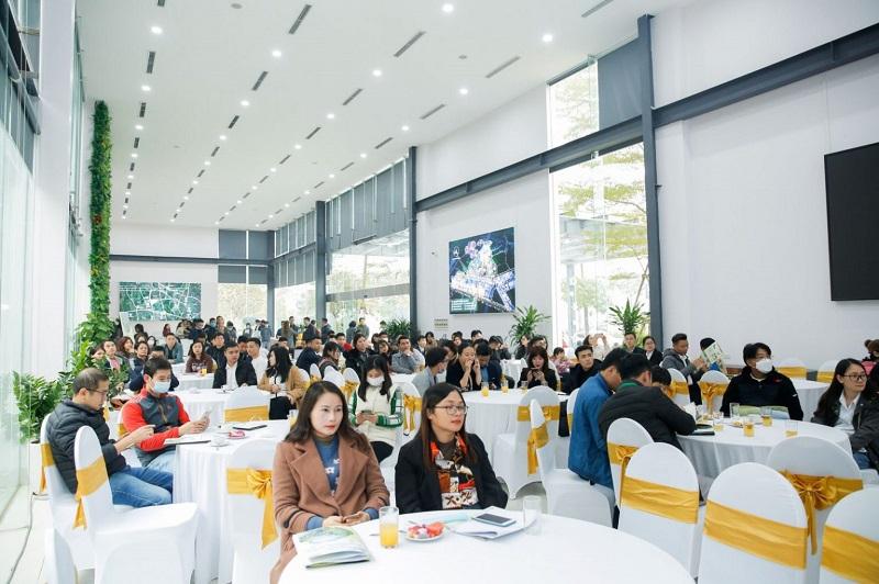 Sự kiện mở bán dự án An Lạc Green Symphony Vân Canh