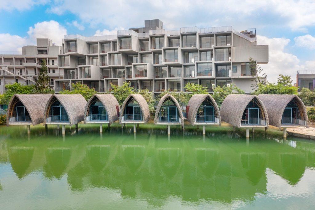 Ảnh thực tế 2 dự án Vedana Cúc Phương Resort Ninh Bình tháng 11/2020