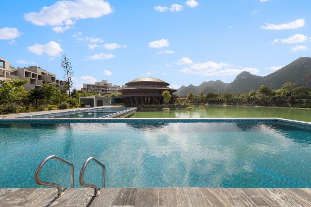 Ảnh thực tế 4 dự án Vedana Cúc Phương Resort Ninh Bình tháng 11/2020