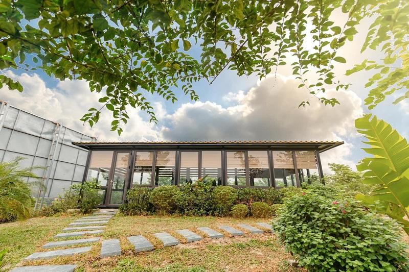 Ảnh thực tế 3 dự án Sakana Resort Hòa Bình tháng 12/2020