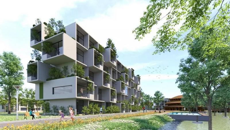 Condotel 2 dự án Vedana Cúc Phương Resort - Ninh Bình
