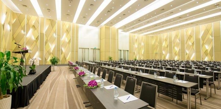 Phòng hội nghị dự án Vedana Cúc Phương Resort - Ninh Bình