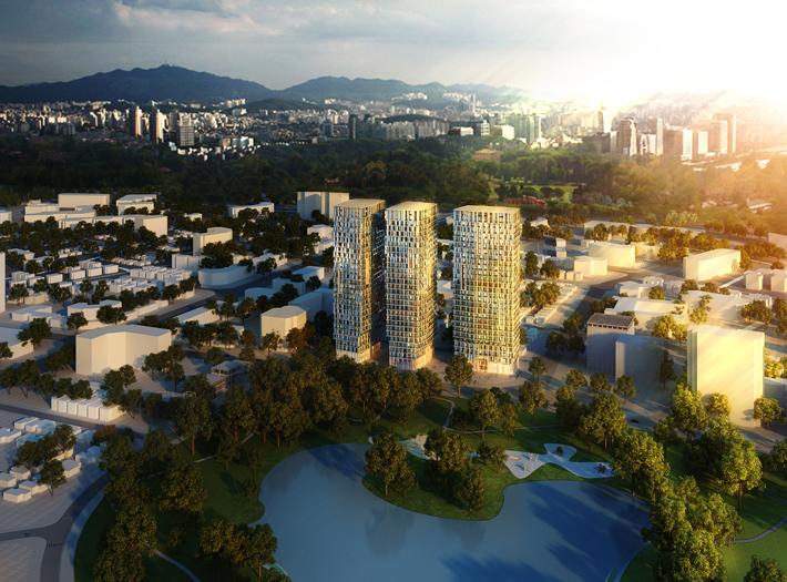 Quy mô dự án Five Star Residence Cầu Giấy