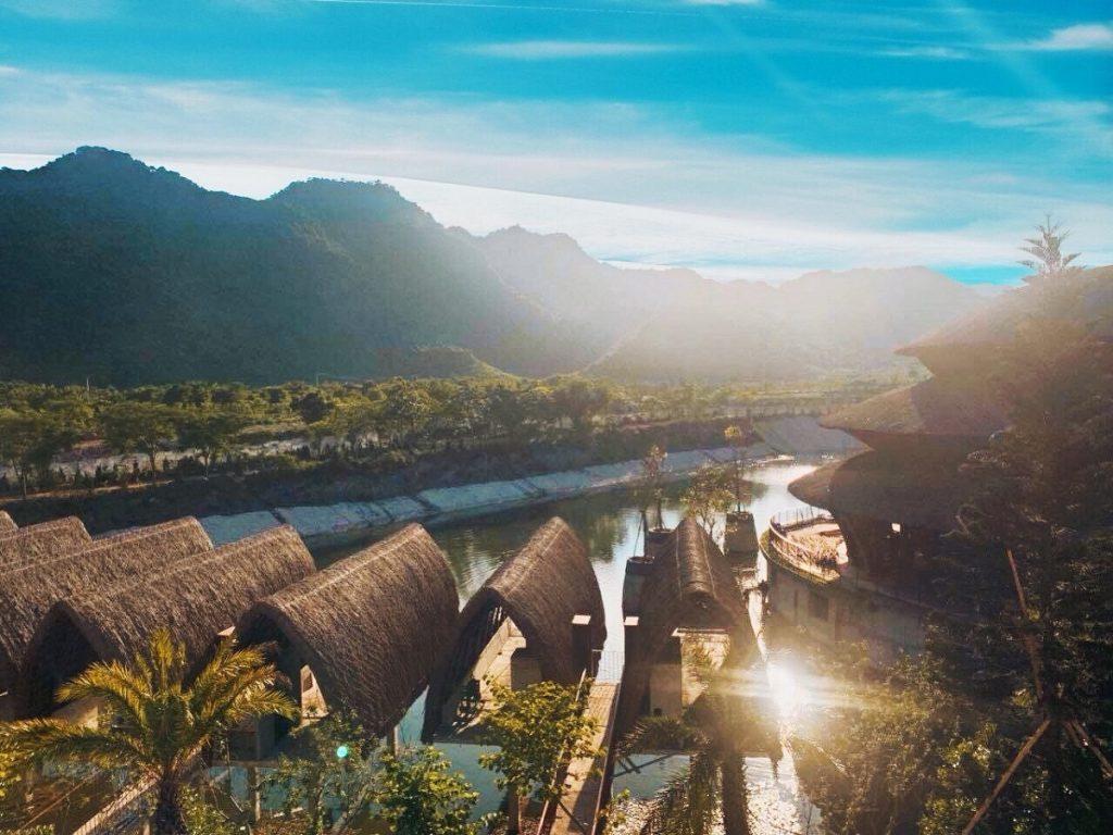 Tiến độ dự án Vedana Resort Cúc Phương tháng 4/2020