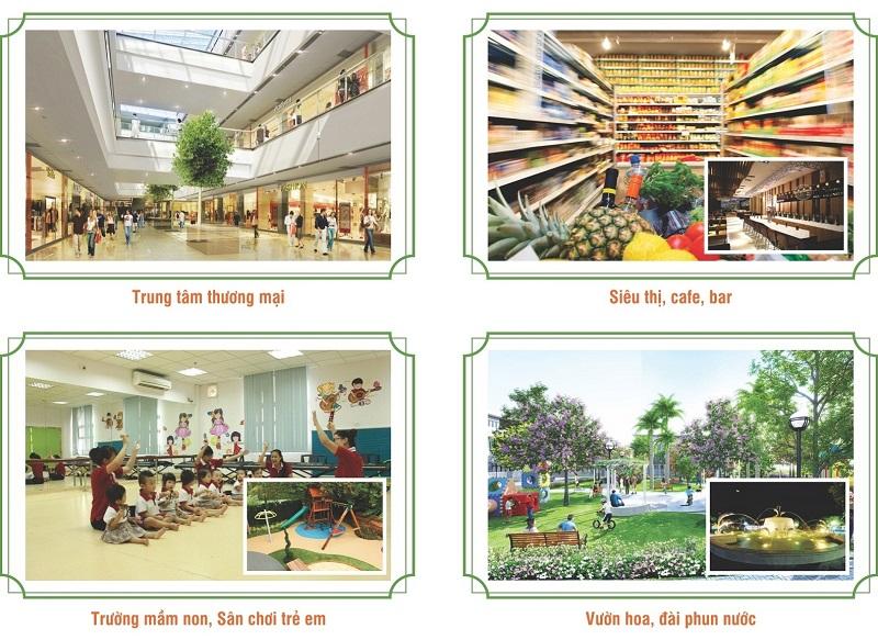 Tiện ích dự án Royal Park 63 Nguyễn Huy Tưởng