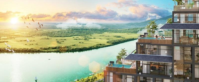 Penthouse Dự án Condotel Wyndham Thanh Thủy - Phú Thọ