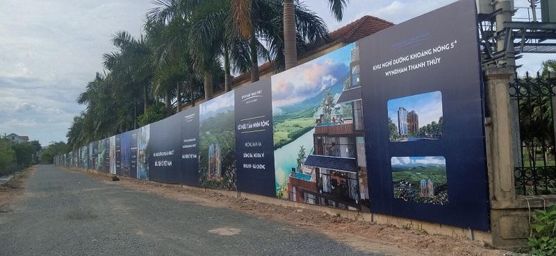 Tiến độ thi công dự án Wyndham Lynn Time Thanh Thủy 3 - Phú Thọ