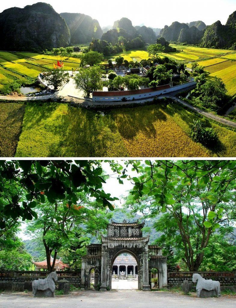 Đền Thái Vi Ninh Bình (Life Resort Ninh Hải)