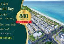 Dự án Emerald Bay Hoành Bồ - Hạ Long