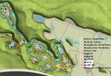 Quy mô dự án Life Resort Ninh Bình
